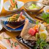 日本料理 羽衣 - 料理写真:メニュー例