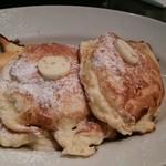 29137628 - ブルーチーズのパンケーキ