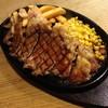 酒処 陣屋 - 料理写真:黒毛和牛ステーキ(1,680円+税)2014年7月