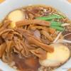 香湯ラーメン ちょろり - 料理写真:ラーメン・メンマ・味付玉子【2014年6月】