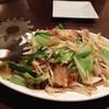 フータン - 料理写真:野菜炒め ¥700