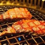 焼肉の古賀 - 特選ヒレ♪焼き目バッチリ