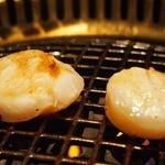 焼肉の古賀 - 魚介3種 1000円内 2人前