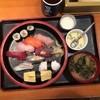 寿司居酒屋 日本海 - 料理写真:気まぐれ握りセット990円