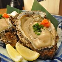 大衆割烹TAKEYA - 特大岩牡蠣