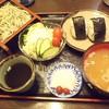 春日屋 - 料理写真:おにぎり定食750円也
