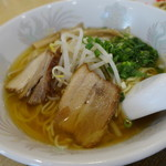 生香楼 - 料理写真:ラーメンあっぷ♬味は皆さんも想像がつくじゃろう