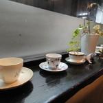 茶廊車門 -