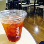 ドトールコーヒーショップ - メニューは霞が関でも全国共通。