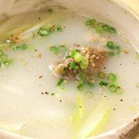 美味しい韓国料理もご用意
