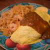 デルムンド - 料理写真:スパゲティ&オムライスセット