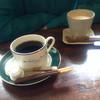 CurryStudio DeeDee - 料理写真:Lunch:ホットコーヒー、ミルクティー   ポッキーが添えられていました^ ^