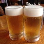 J渋谷 - ベロ生は第3のビールってやつみたいだね 2014.7