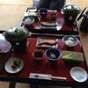 夢の湯 - 料理写真:朝飯の様子