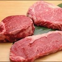 お肉は厳選した国産黒毛和牛/豪州産/米国産をとりそろえました
