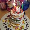 紀男カフェ - 料理写真:アニバーサリーパンケーキ ¥2800  (要予約)