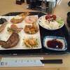 明山荘 - 料理写真:ランチバイキング2200円です。