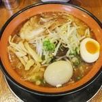 29225866 - みそらー麺(味玉子トッピング)