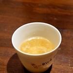 バード コート - 軍鶏のスープ