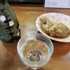 いづみ - 料理写真:日本酒大(594円)+お通し_2014-07-10