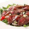 グラナータ - 料理写真:薄切りステーキ
