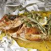 グラナータ - 料理写真:鮮魚のホイル包み焼