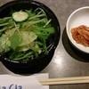 エラエラ - 料理写真:ランチのサラダとキムチ