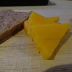 ヴァージン フラミンゴ - チーズ