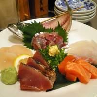 美味しい魚のことはお任せください。