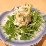 ふく田 - ポテトサラダ