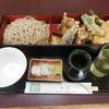 水美 - 料理写真:舞茸天そば¥900-