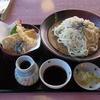 へんこつ - 料理写真:天ざるうどん(896円、大盛り1058円)