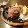 ステーキのあさくま - 料理写真:バーグ&ロースステーキ