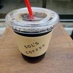 ソルズコーヒー - アイスコーヒー