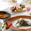 ハミルトン宇礼志野 - 料理写真:【伊勢エビ・佐賀牛ロース肉】コース