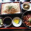 しほろ庵 - 料理写真:豚丼セット 750円