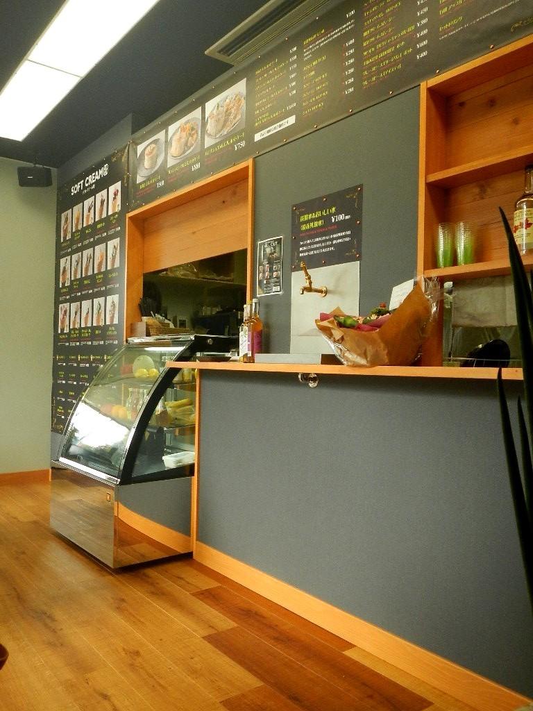 ソフトクリーム畑&チル アウト 富山本店
