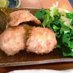 魚串 ねぶと屋 - 笠岡さんハモのフライ