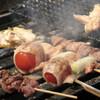 今日や - 料理写真:産地にこだわった朝引き鶏を使用