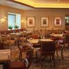 カフェフローラ - 内観写真:カジュアルにホテルの味を