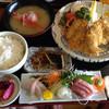 お食事処 かね光水産 - 料理写真:アジフライ定食