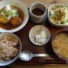 びお亭 - 料理写真:お豆腐団子の定食(860円)