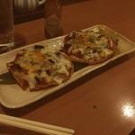 武乃蔵 - 食べたかったビギョザ(≧∇≦)