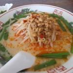 鴻運 - 豚骨台湾ラーメン