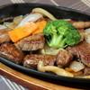 ステーキハウス寿楽 - 料理写真:那須和牛サイコロステーキセット