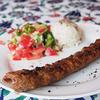 アルカダッシュ - 料理写真:アダナケバブセット