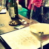 BAR E - 料理写真:立ち飲みゾーン。