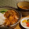 三日月食堂 - 料理写真:牛さがりカレー