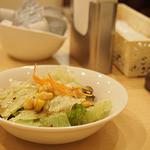 ポムの樹 - 料理写真:ランチセットのサラダ