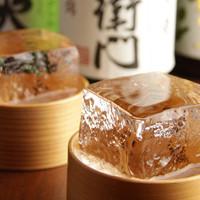 中には希少な限定品も!日本全国のお酒を取り揃えております!